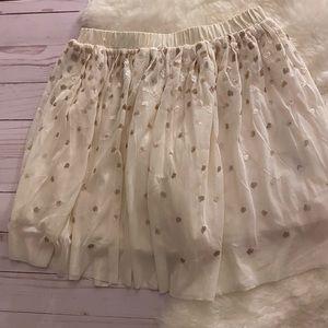 Forever 21 skirt girls